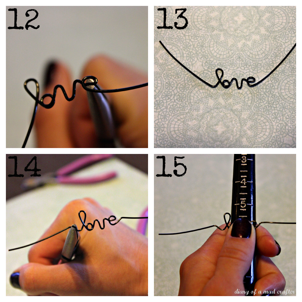 Script love ring a wire wrapping tutorial diary of a mad crafter script love ring a wire wrapping tutorial baditri Images
