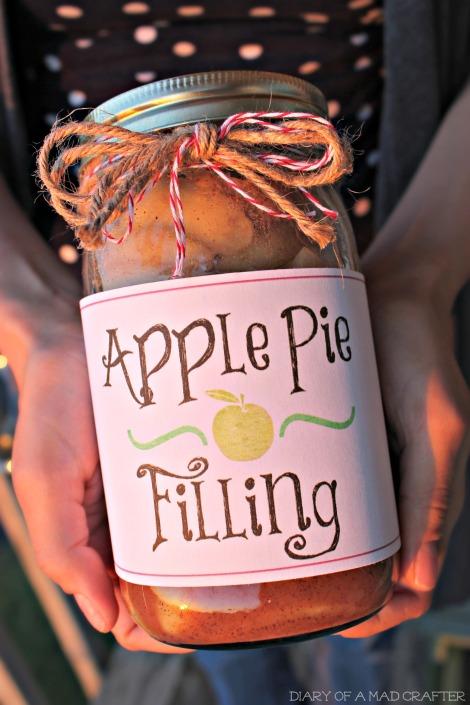 Applepiefilling