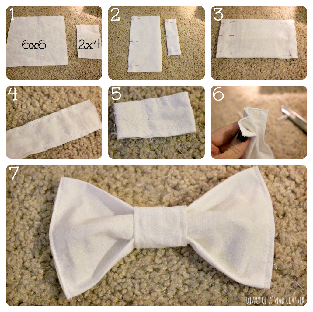 How To Make Dog Bows