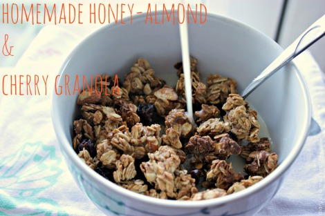 homemadegranola