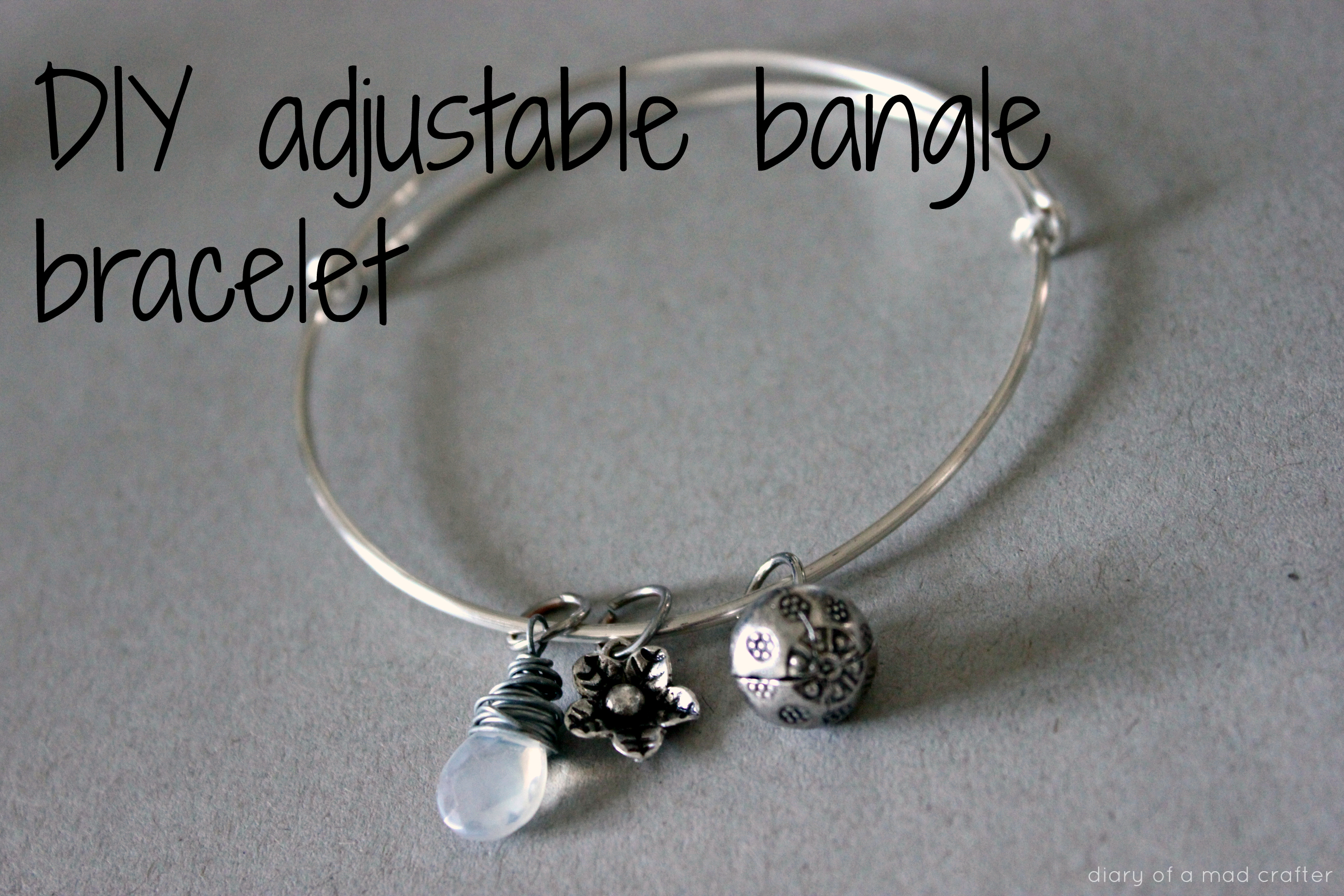 Diy Wire Charm Bracelets - WIRE Center •