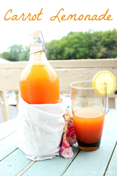 carrotlemonade